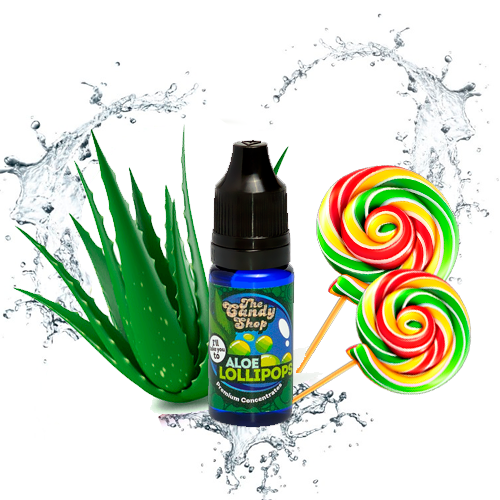 1,5 ml Big Mouth Aloe Lollipops
