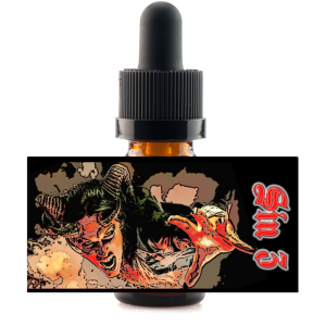 10 ml Sinners Son - Sin 03 - Watermelon/Strawberry/Raspberry/Blueberry Cooler