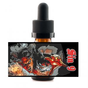 10 ml Sinners Son - Sin 09 - Banana/Blueberry/Peach atd.