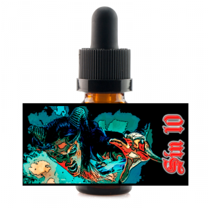 10 ml Sinners Son - Sin 10 - Anise/Menthol/Licorice