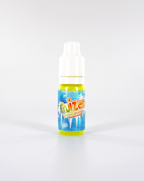 10 ml ELIQUID FRANCE Fruizee Lemon Orange Mandarin 0 mg/ml