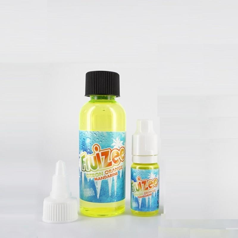 50ml + 10ml ELIQUID FRANCE Fruizee Lemon Orange Mandarin 0mg/ml + 18mg/ml