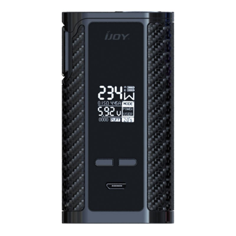 IJOY Captain PD270 TC BOX MOD 6000mAh 234W - duhový