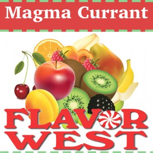 1,5 ml Flavor West Magma Currant