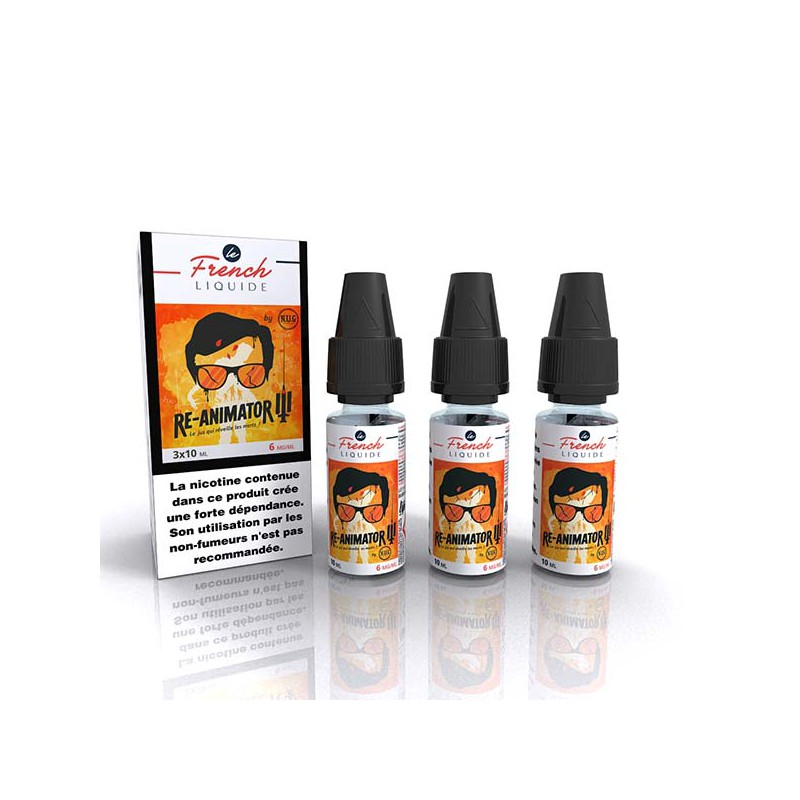 30 ml Le French Liquide Re-Animator III 3 mg/ml