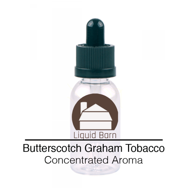 1,5 ml Liquid Barn - Butterscotch Graham Tobacco