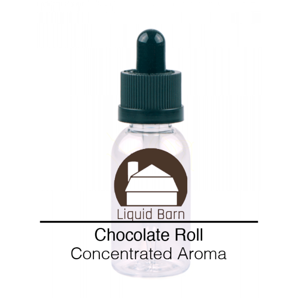 1,5 ml Liquid Barn - Chocolate Roll