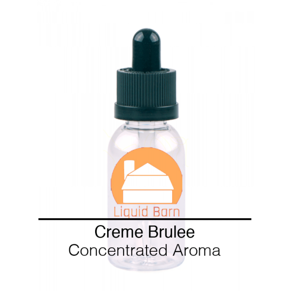 1,5 ml Liquid Barn - Creme Brulee