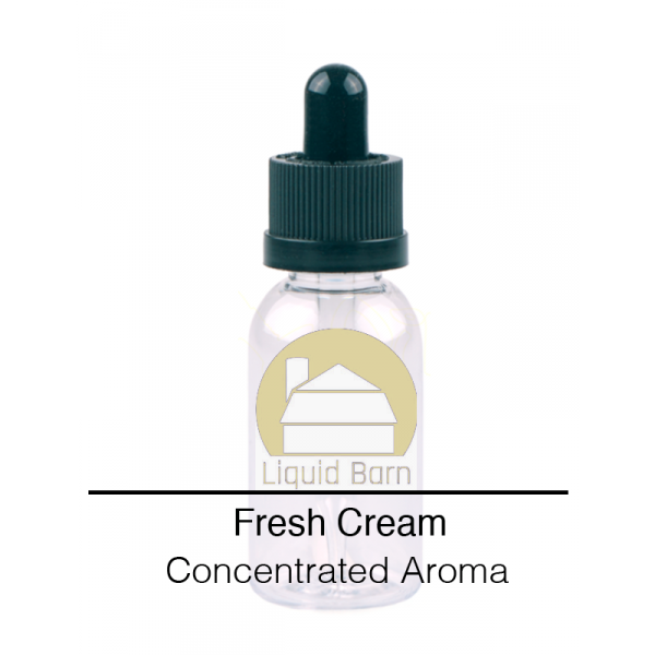1,5 ml Liquid Barn - Fresh Cream