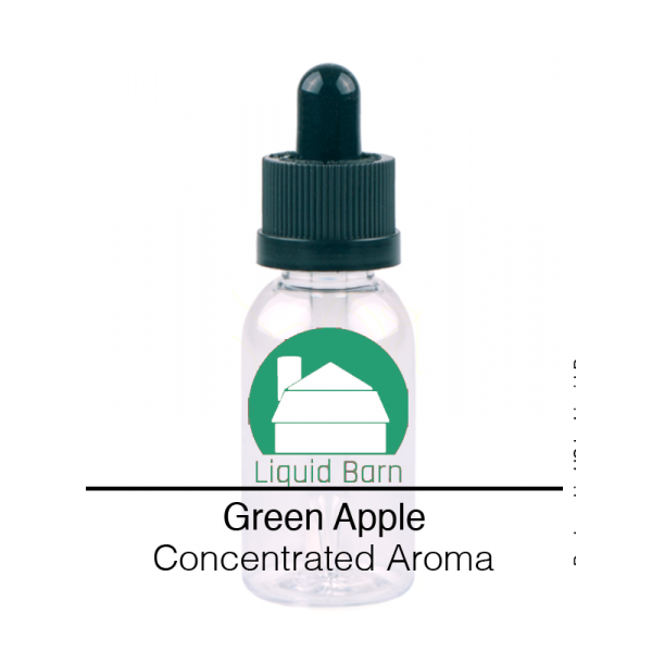 1,5 ml Liquid Barn - Green Apple