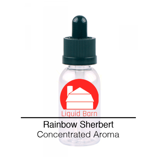 1,5 ml Liquid Barn - Rainbow Sherbet