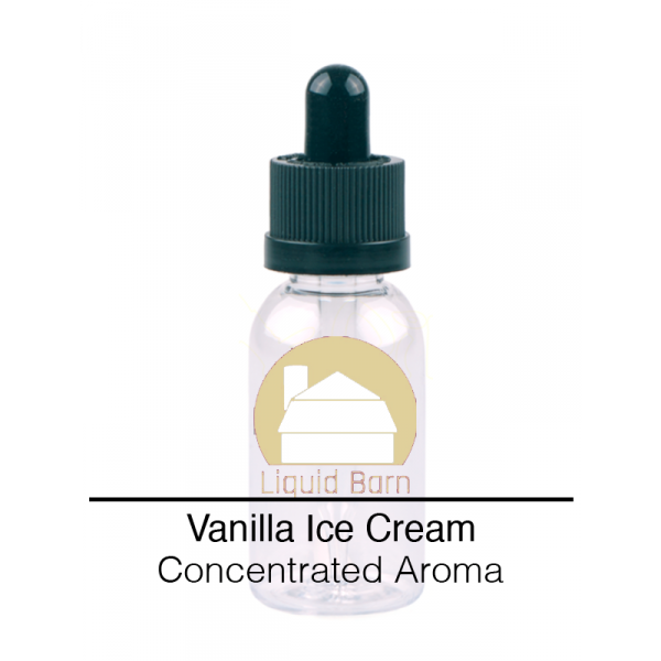1,5 ml Liquid Barn - Vanilla Ice Cream