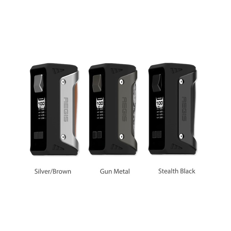 GeekVape Aegis Box TC 100W - Stealth Black