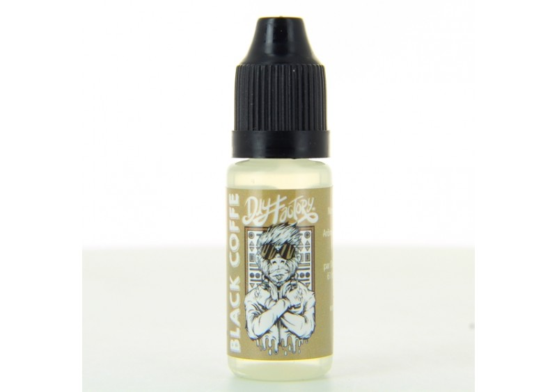 1,5 ml DIY Factory - Black Coffee