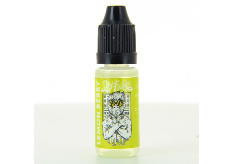 1,5 ml DIY Factory - Lemon Berry