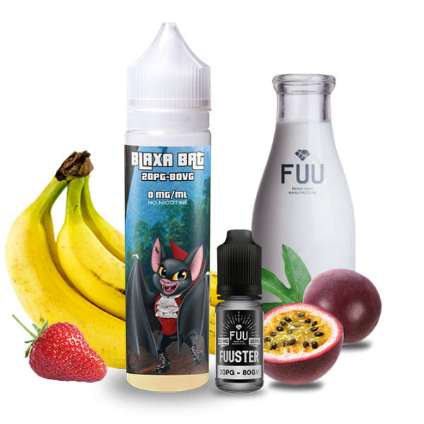 50 ml The Fuu Blaxa Bat 0mg