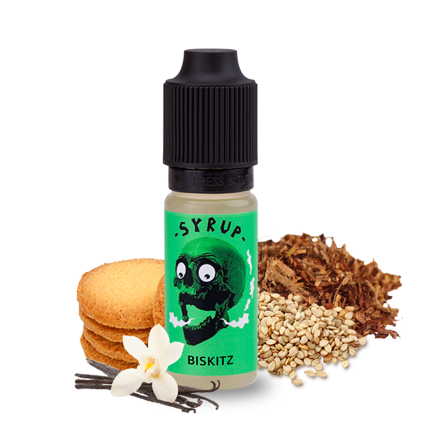 1,5 ml The Fuu Syrup - Biskitz