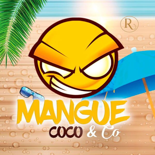 10 ml Revolute Mangue-Coco & Co