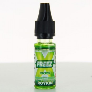 10 ml Roykin - X Freez Kloro 3 mg/ml