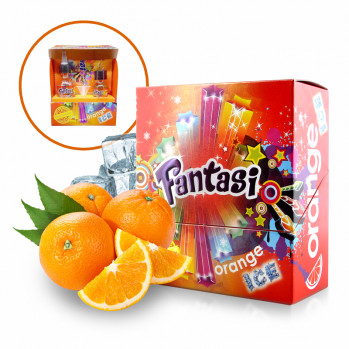 1,5 ml Fantasi Shake'n'Vape - Orange Ice