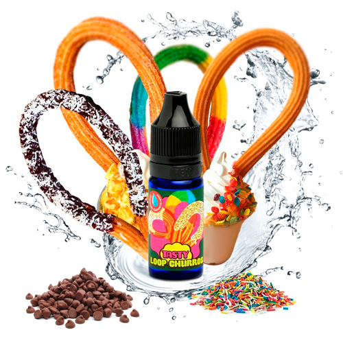 1,5 ml Big Mouth Loop Churros
