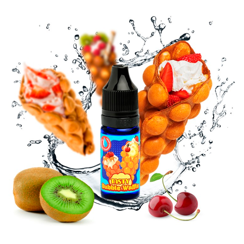 1,5 ml Big Mouth Bubble Waffle