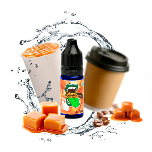 1,5 ml Big Mouth Caramel Macchiato