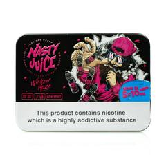 10 ml Nasty Juice - Wicked Haze 6 mg/ml
