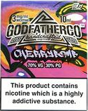 10 ml Godfather Co - Cherry Bomb 3 mg/ml