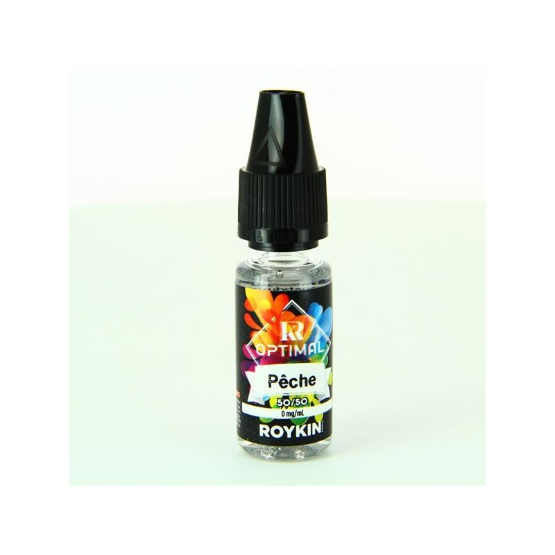 10 ml Roykin Optimal  - Peach 0 mg/ml
