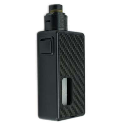 Hcigar Magic Box BF Squonk Mech Kit - Carbon Fiber - VÝPRODEJ