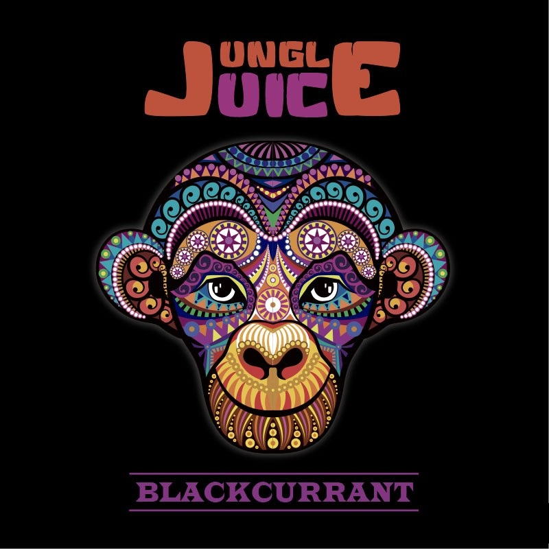 30 ml Jungle Juice - Blackcurrant 0 mg/ml