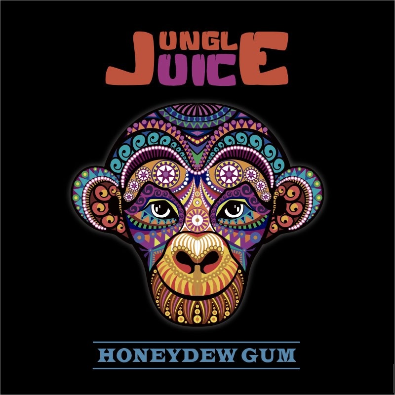 30 ml Jungle Juice - Honeydew Gum 0 mg/ml