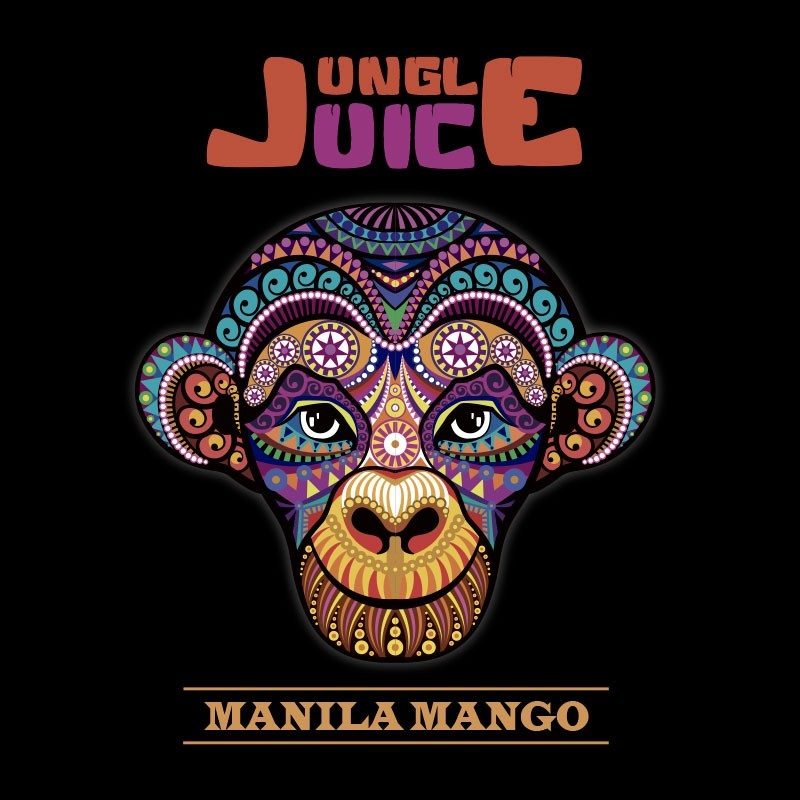 30 ml Jungle Juice - Manila Mango 0 mg/ml