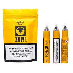 10 ml ZAP! Juice - Starfruit Burst 3 mg/ml