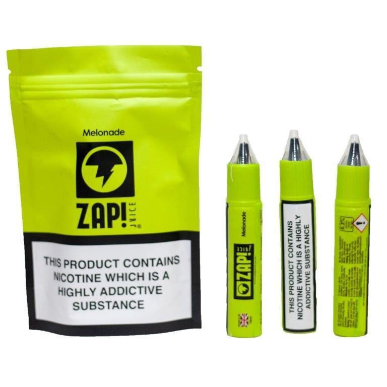 10 ml ZAP! Juice - Melonade 3 mg/ml