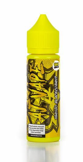 50 ml AJ Vape - Mango Blackcurrant 0 mg/ml