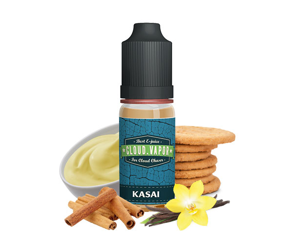 10 ml Cloud Vapor - Kasai