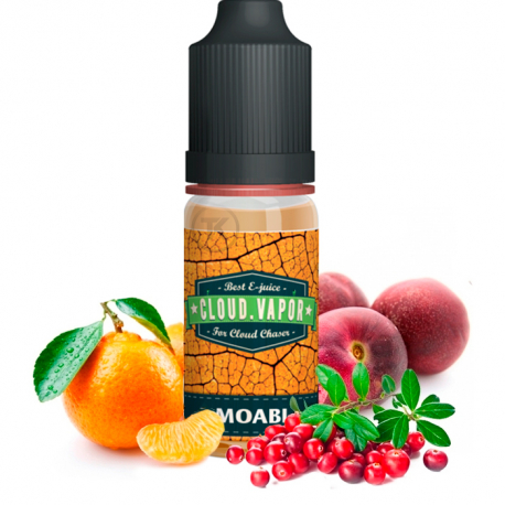 10 ml Cloud Vapor - Moabi