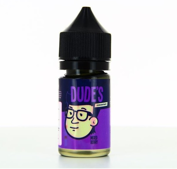 1,5 ml Dudes - Mixed Berry