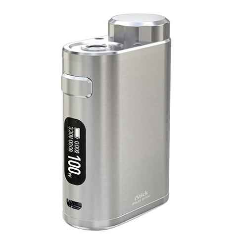 Eleaf iStick Pico 21700 100W 4000mah TC  - Brushed silver