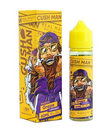 50 ml Nasty Juice - Mango Grape (Short Fill) 0 mg/ml