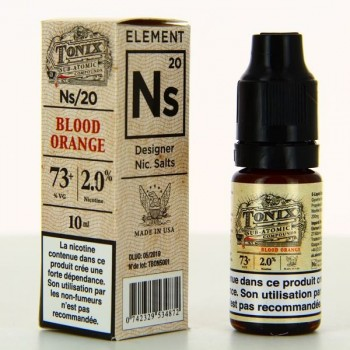 10 ml Element Nic. Salts - Blood Orange 20 mg/ml