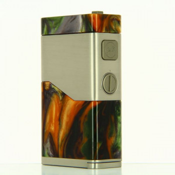 Wismec Luxotic NC 250W 20700 - Green Resin