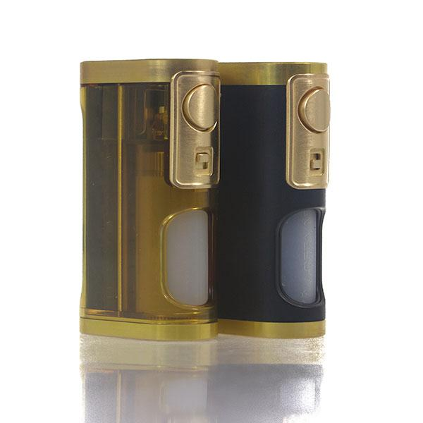Lost Vape Furyan BF Squonker Box Mod - Black/Brass