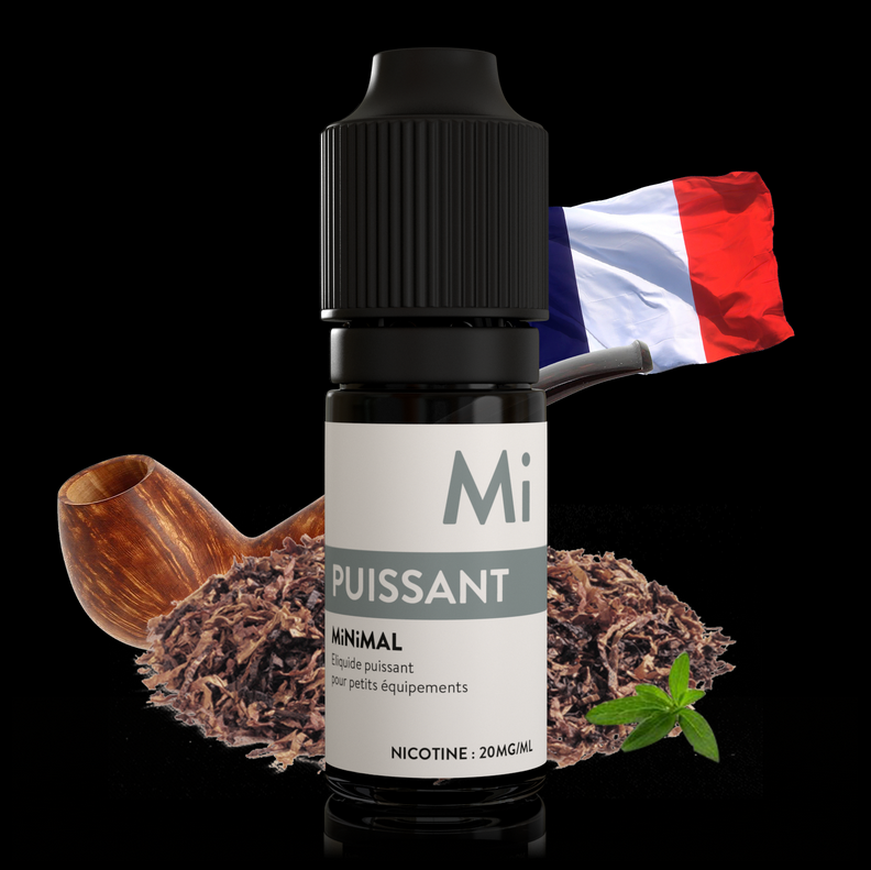 10 ml The Fuu Minimal Nic. Salts - Puissant 20 mg/ml