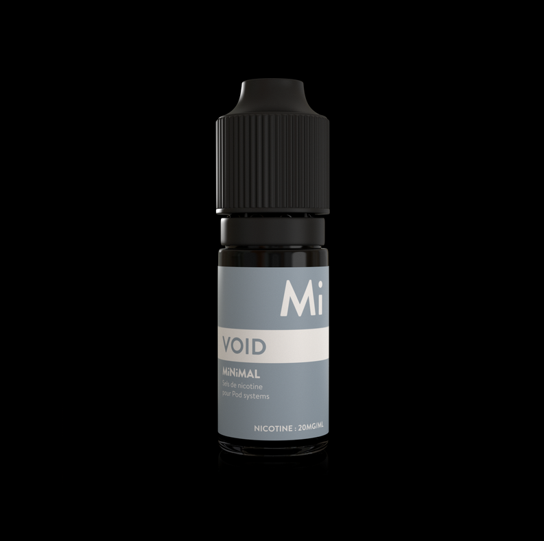 10 ml The Fuu Minimal Nic. Salts - VOID 20 mg/ml