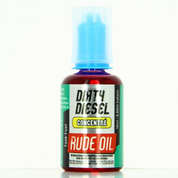1,5 ml Rude Oil - Dirty Diesel