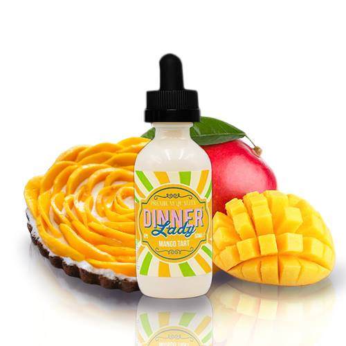 50 ml Dinner Lady - Mango Tart (Shake & Vape)