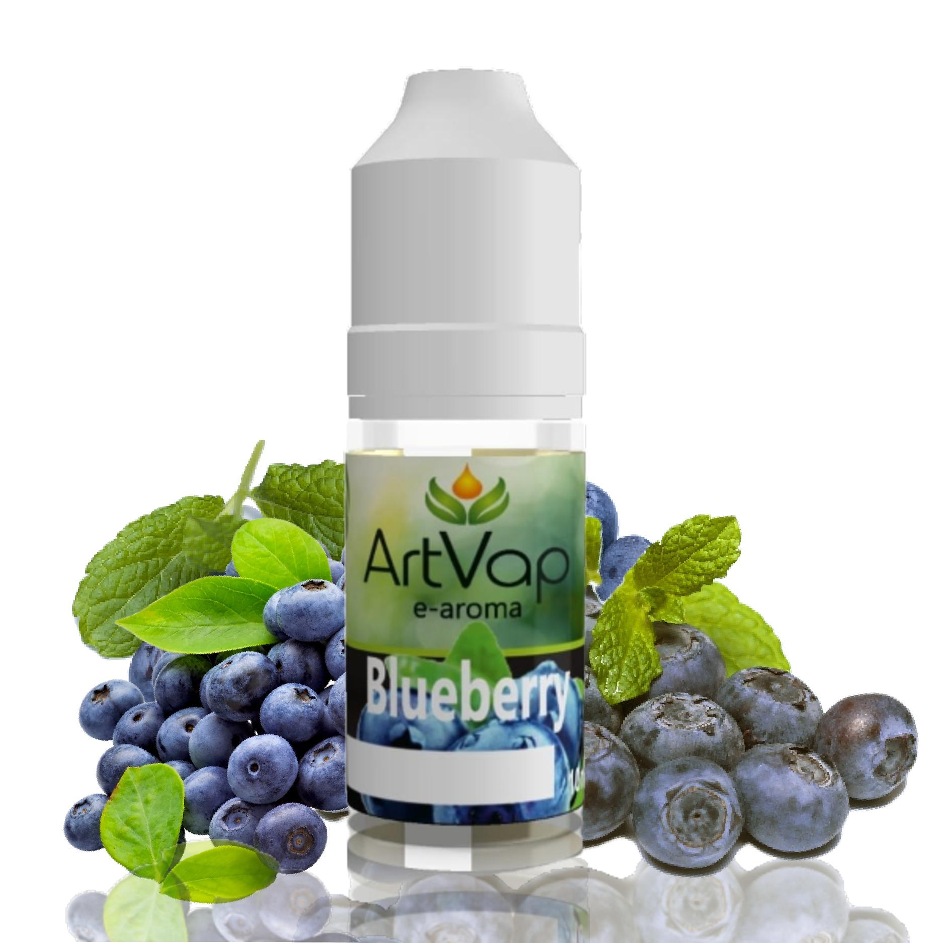 10 ml ArtVap - Blueberry